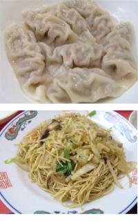 思い出の中華丼を探して。